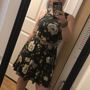 Old Navy Floral Dress NWT